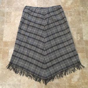 Blanket skirt